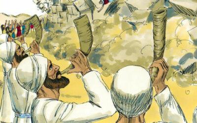 The United States is Not the Israelites; Washington is Not Jericho